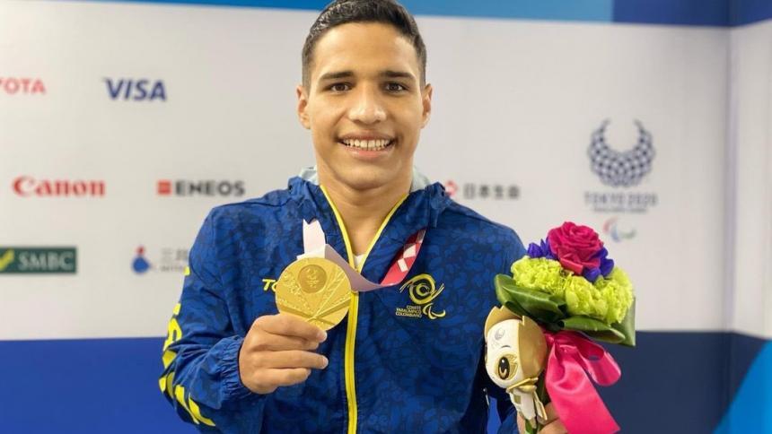 Colombia sigue haciendo historia en los Juegos Paralímpicos de Tokio-2020