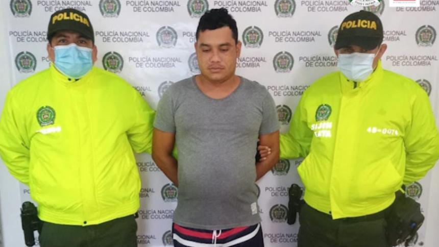A la cárcel presunto implicado en homicidio de líder social de Aguachica