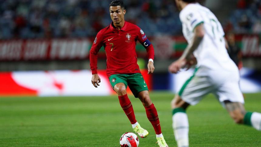 Cristiano deja la concentración de Portugal por acumulación de tarjetas