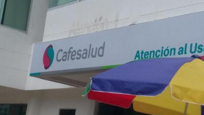 Contraloría imputó responsabilidad fiscal por $5.992 millones a EPS Cafesalud
