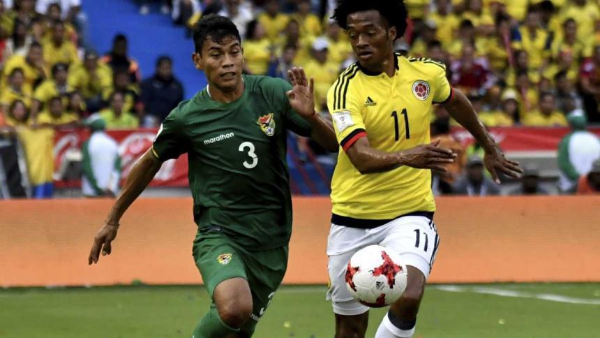 César Farías destaca el retorno del público para el Bolivia-Colombia