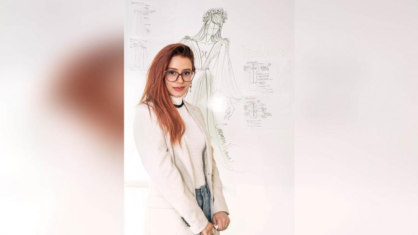 Carmen Nava, diseñadora de modas venezolana
