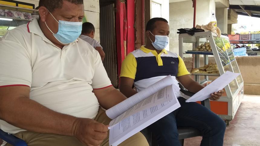 Comenzó recolección de firmas para revocatoria de mandato en Bosconia