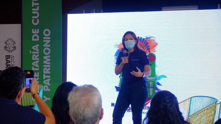 Barranquilla celebra el mes del patrimonio con una extensa agenda cultura