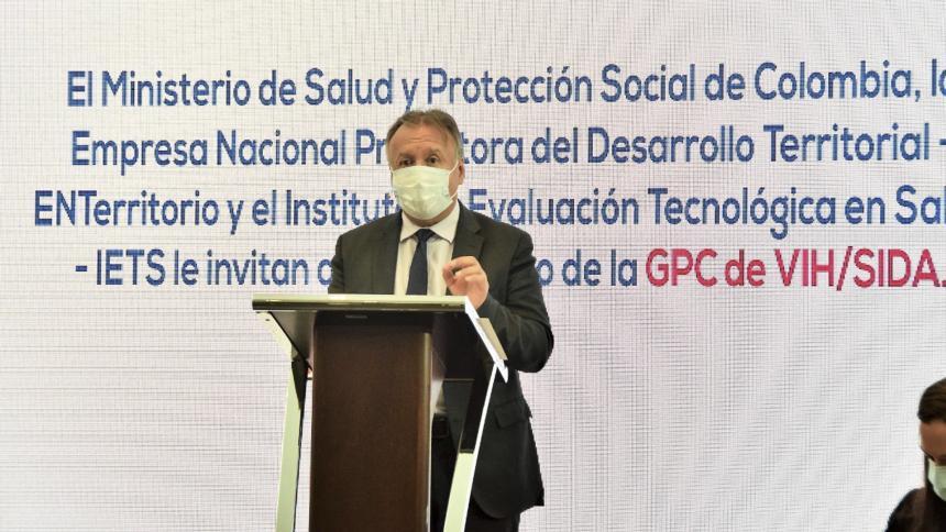Sector salud cuenta con nuevas guías para atención de VIH/SIDA