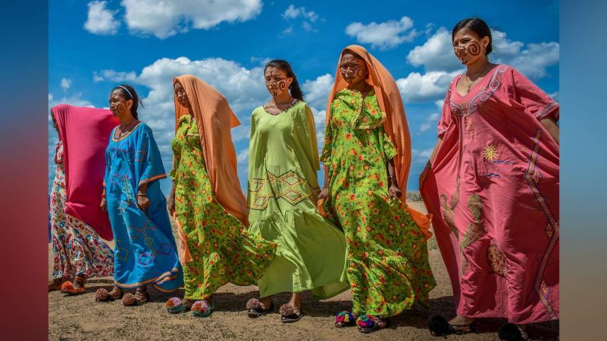 Mujeres indígenas, templos vivos de lucha y resistencia