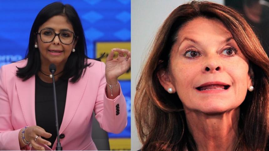 Venezuela pide a la canciller colombiana que no se inmiscuya en sus asuntos