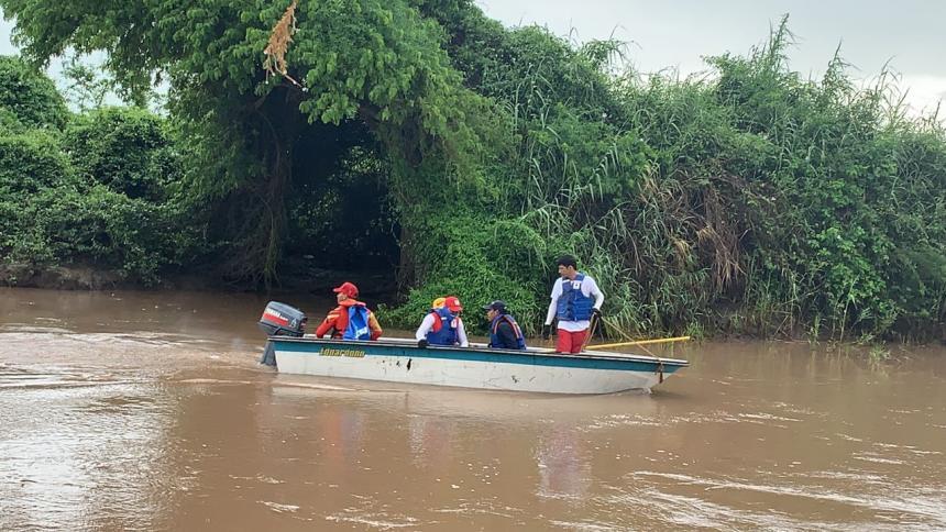 Rescatan cuerpo de joven que se ahogó en el río Ranchería