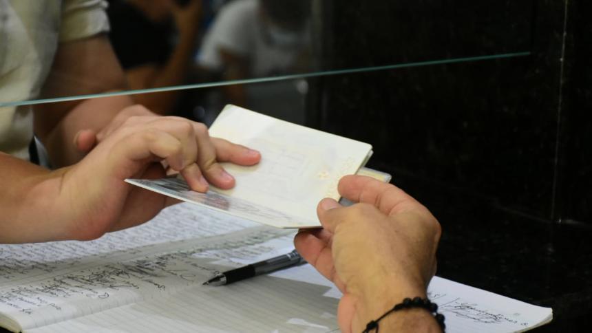 Gobernación hace llamado a ciudadanía a reclamar pasaporte