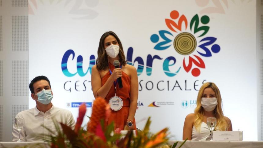Montería es sede de la Cumbre nacional de gestoras sociales