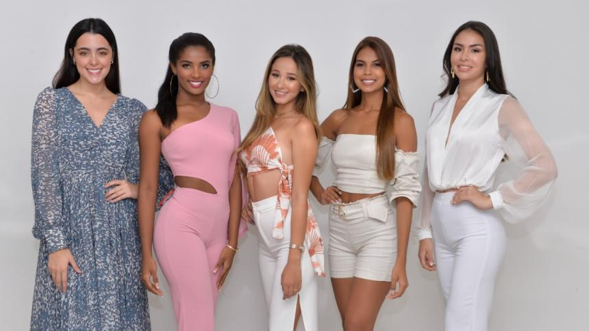 Aspirantes a Señorita Región Caribe visitaron EL HERALDO