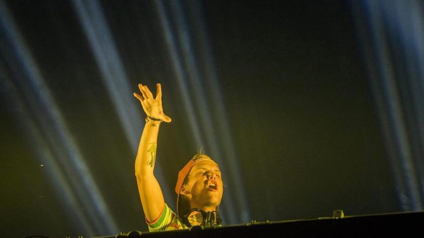 DJ Avicii en su natalicio 32, el 'doodle' de este miércoles