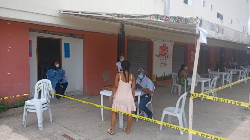 Retornaron las visitas a la Cárcel Distrital de Cartagena