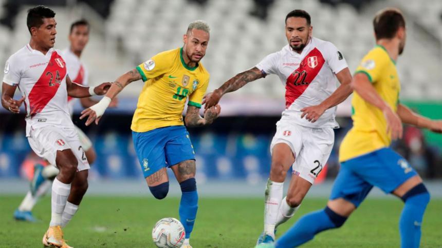 Brasil vs. Perú: la 'Canarinha' sale a ratificarse en lo más alto de la tabla