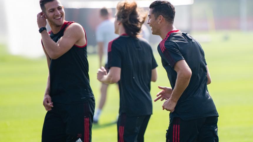 """""""No he venido aquí de vacaciones"""": Cristiano Ronaldo"""