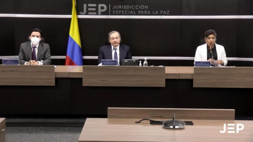 Colombia pide a la CIDH remitir 218 procesos que pertenecerían a la JEP
