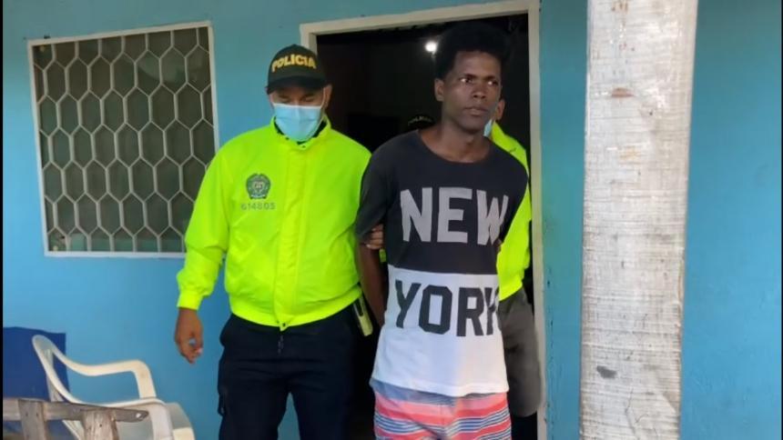 Cayó 'Shakiro' por el crimen de su primo el 'Tigre' en Santa Marta