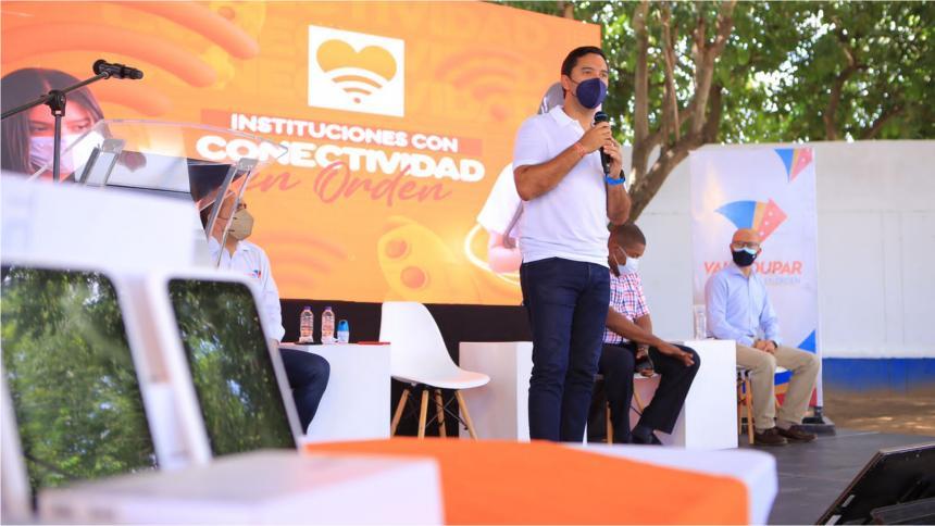 En marcha programa de conectividad para 70.000 estudiantes en Valledupar