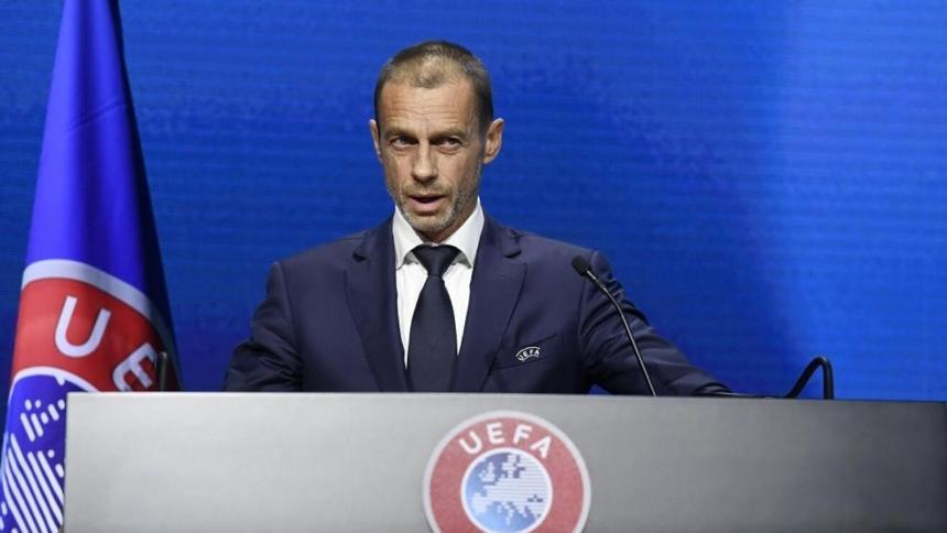 """""""No me importaría que Real Madrid, Barcelona y Juventus se fueran"""": Ceferin"""