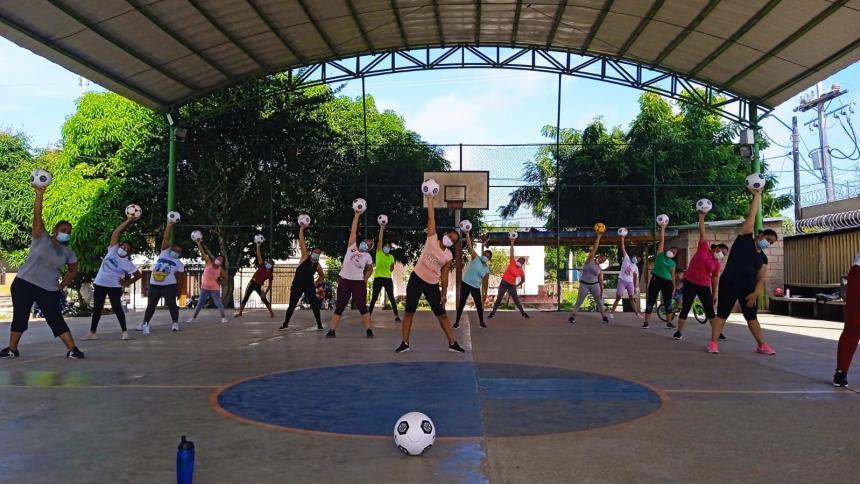 En Tubará celebran el Día Mundial de la Actividad Física