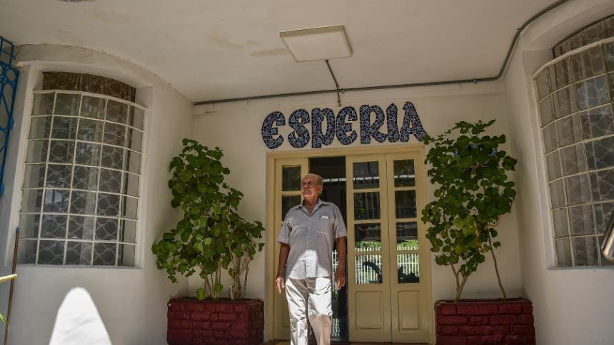 Hotel Esperia de Puerto Colombia: un bien cultural que se niega al olvido