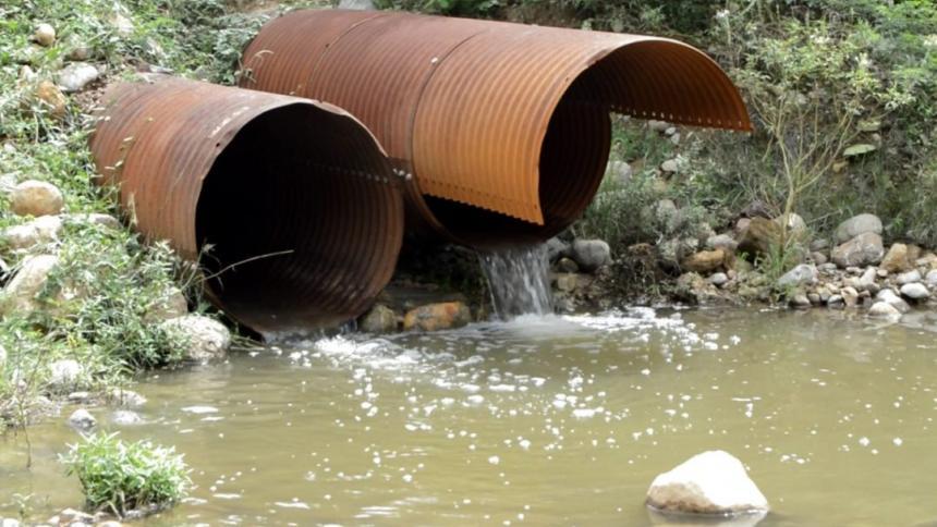 Denuncian reinicio de actividades mineras alrededor del arroyo Bruno