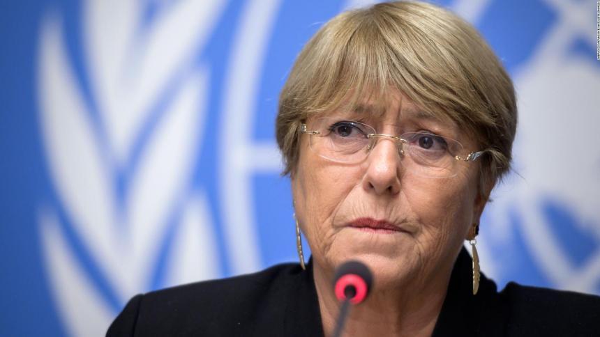 Bachelet pide que se levanten las sanciones contra Venezuela