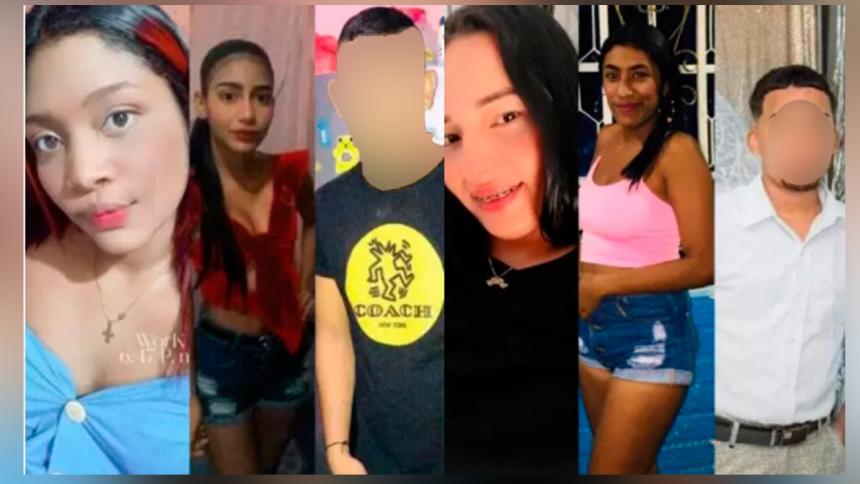 Estas son las víctimas fatales del accidente en la vía Gaira, Santa Marta