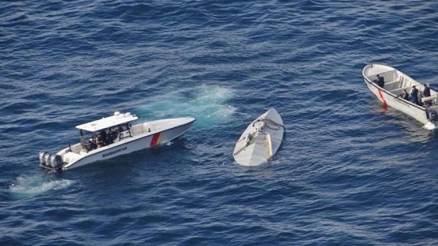 Seis colombianos se declaran culpables de enviar cocaína en narco-submarinos
