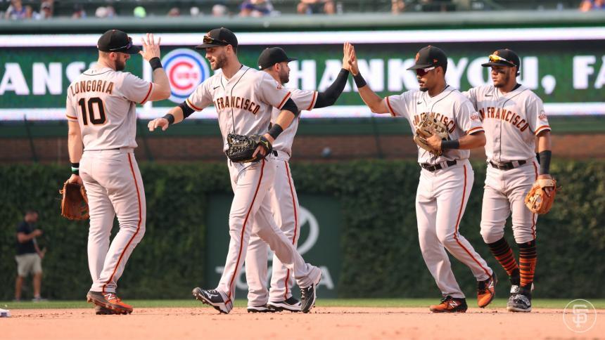 Gigantes de San Francisco estarán en la postemporada de la MLB