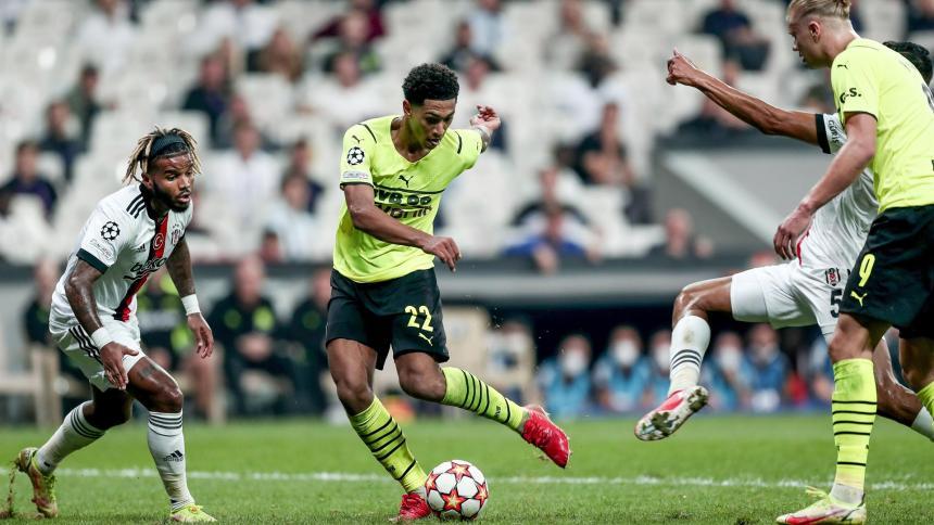 Jude Bellingham y Erling Haaland le dieron el triunfo al Dortmund en Estambul