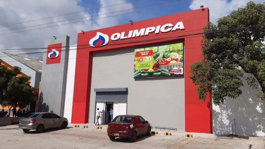 Olímpica abre dos nuevas tiendas en Barranquilla