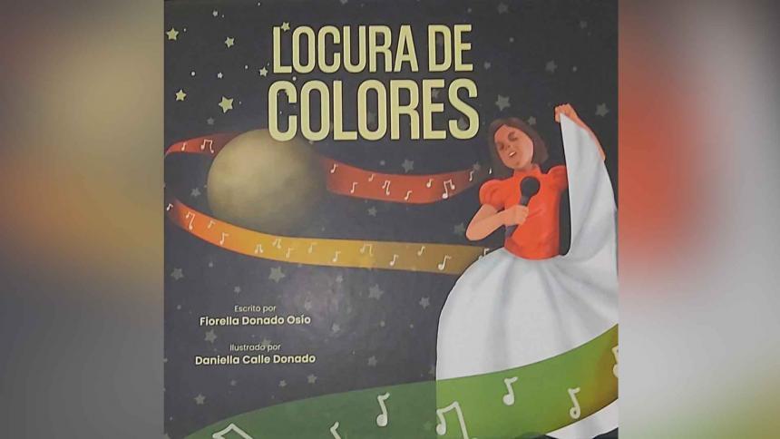 'Locura de colores', un homenaje a Esthercita Forero