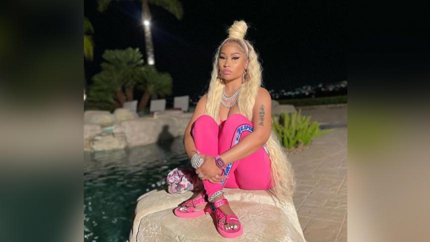 La Casa Blanca contacta a Nicki Minaj para resolver dudas sobre vacunación