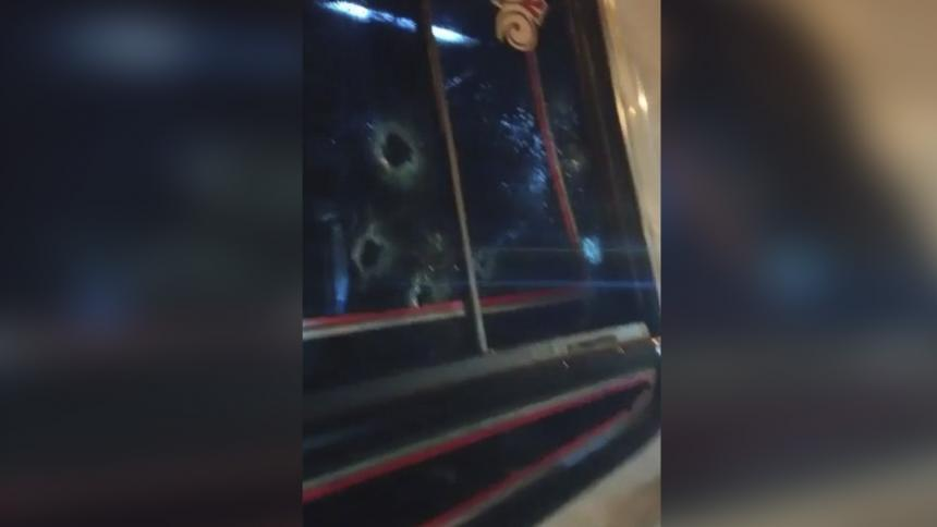 Atentado contra conductor de Coochofal en Soledad