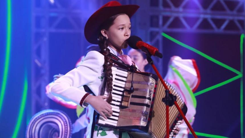 Esta es María Liz Patiño, ganadora de 'La Voz Kids'