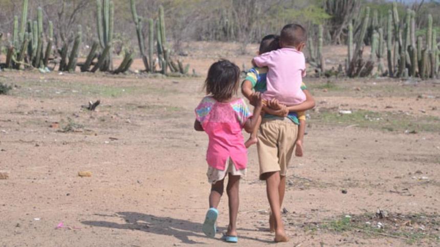 Niños wayuu siguen muriendo por desnutrición, según investigación de Dejusticia
