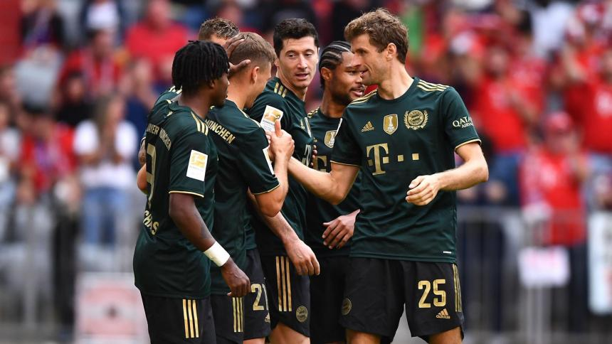 Bayern Múnich sigue goleando a sus rivales