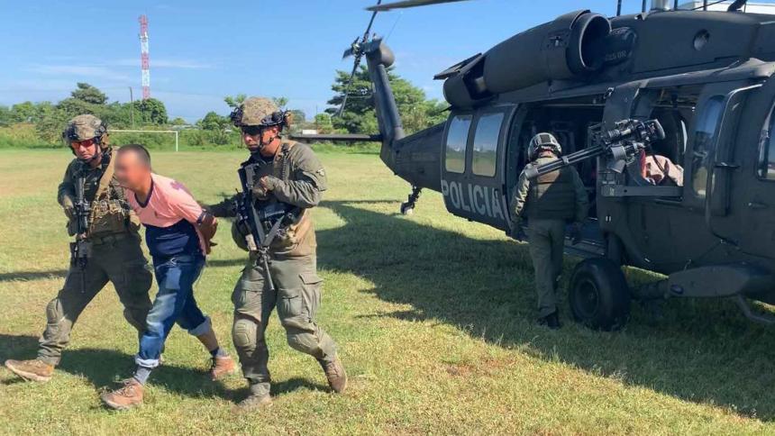 Los coletazos de la operación 'Agamenón' en la Costa Caribe