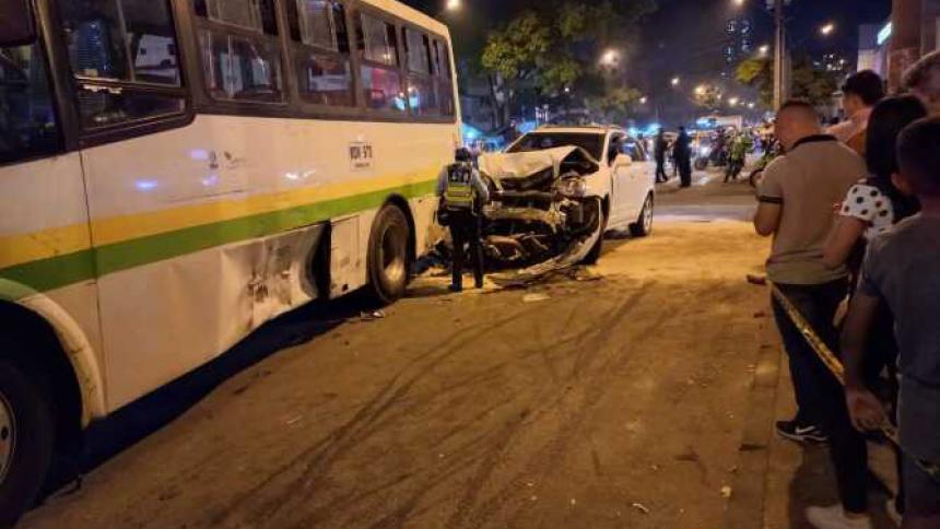 Fin de semana de accidentes ocasionados por ebrios al volante