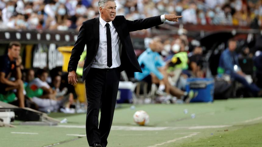 """""""Estoy en luna de miel con el Madrid"""": Carlo Ancelotti"""