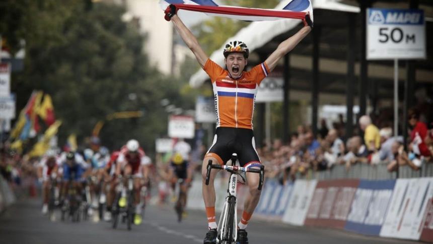 Van der Poel, confirmado por Países Bajos para la prueba en ruta del Mundial