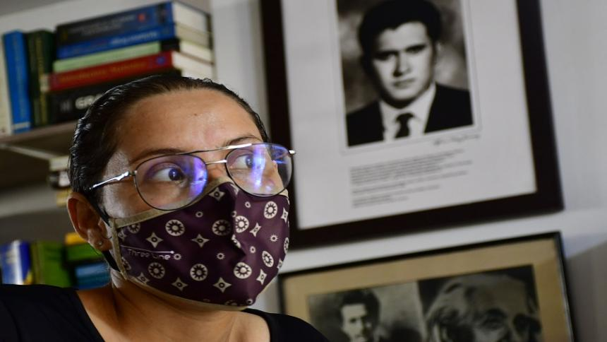 Familia solicita ayuda para realizar operación a científico momposino