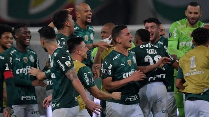 Palmeiras y Mineiro comienzan a decidir un cupo en final de la Libertadores