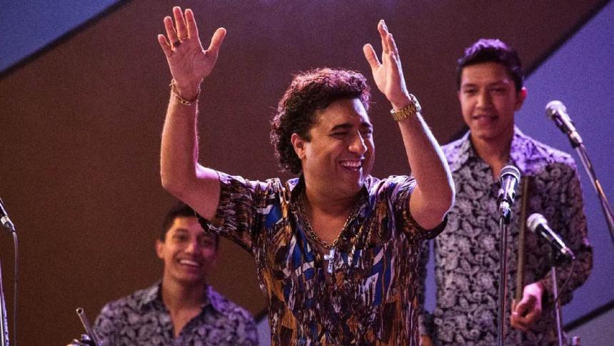 Amenazan al actor que interpreta a Diomedes Díaz en 'El hijo del Cacique'