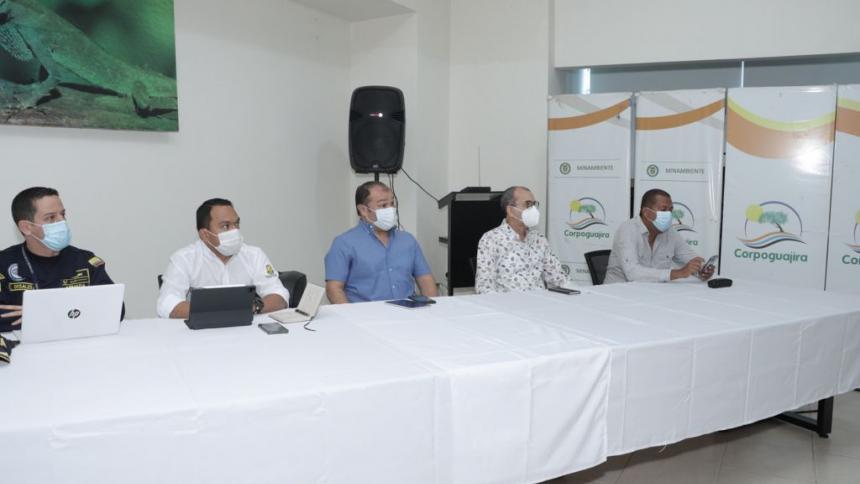 Obras contra erosión en Palomino inician en el 2022