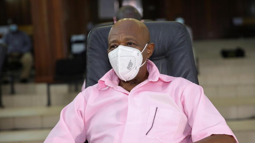 """Héroe que inspiró """"Hotel Ruanda"""" recibe 25 años de cárcel por terrorismo"""