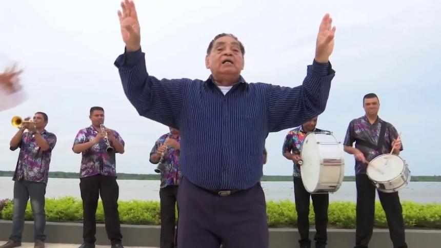 Muere Edilberto Benítez, percusionista de Los Corraleros de Majagual