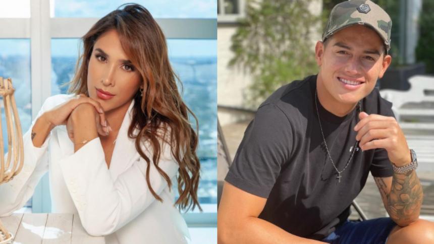 Daniela Ospina aclaró rumor sobre posible reconciliación con James Rodríguez