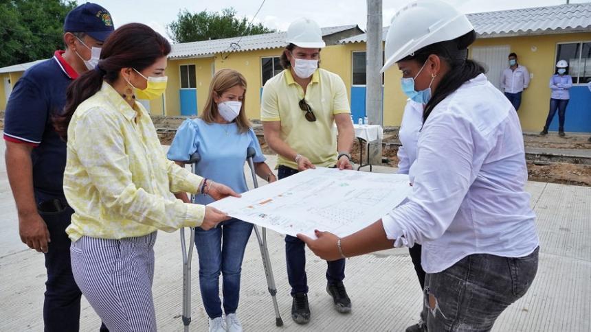 Fondo Adaptación anuncia entrega de obras por $58 mil millones en el Atlántico